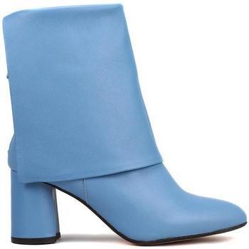 Schuhe Damen Low Boots Roberto Torretta  Blau