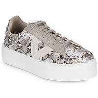 Schuhe Damen Sneaker Low Victoria BARCELONA DEPORTIVO Grau