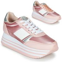Schuhe Damen Sneaker Low Victoria COMETA DOBLE METAL Rose