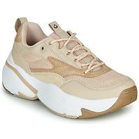 Schuhe Damen Sneaker Low Victoria AIRE Beige