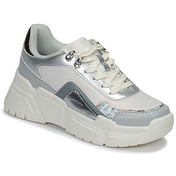 Schuhe Damen Sneaker Low Victoria TOTEM MONO Weiss
