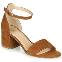 Schuhe Damen Sandalen / Sandaletten Bullboxer 039001F2T Braun