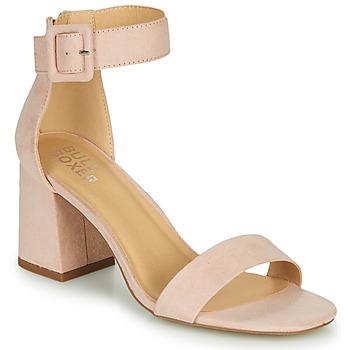 Schuhe Damen Sandalen / Sandaletten Bullboxer 041001F2T Rose
