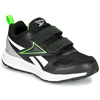 Schuhe Jungen Laufschuhe Reebok Sport REEBOK ALMOTIO 5.0 Schwarz / Grün