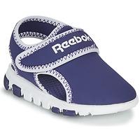 Schuhe Kinder Sandalen / Sandaletten Reebok Sport WAVE GLIDER III Blau / Grau