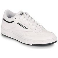 Schuhe Sneaker Low Reebok Classic CLUB C REVENGE MU Weiss