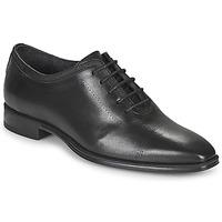Schuhe Herren Richelieu Carlington MINEA Schwarz