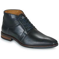 Schuhe Herren Boots Carlington JESSY Schwarz