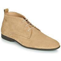 Schuhe Herren Boots Carlington EONARD Beige
