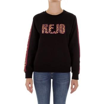 Kleidung Damen Sweatshirts Kejo KW20-609W schwarz