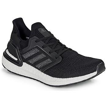 Schuhe Herren Laufschuhe adidas Performance ULTRABOOST 20 Schwarz