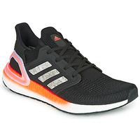 Schuhe Herren Laufschuhe adidas Performance ULTRABOOST 20 Schwarz / Grau