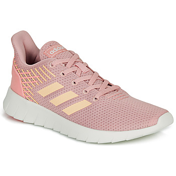 Schuhe Damen Laufschuhe adidas Performance ASWEERUN Rose