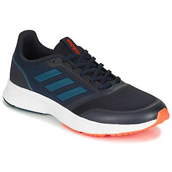 Schuhe Herren Laufschuhe adidas Performance NOVA FLOW Blau