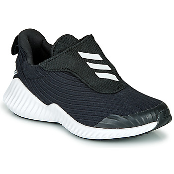 Schuhe Jungen Sneaker Low adidas Performance FORTARUN AC K Schwarz