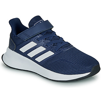 Schuhe Kinder Sneaker Low adidas Performance RUNFALCON C Marine