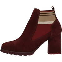 Schuhe Damen Low Boots CallagHan 25704 BORDEAUX