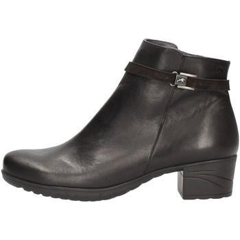 Schuhe Damen Low Boots Fluchos F0588 BLACK