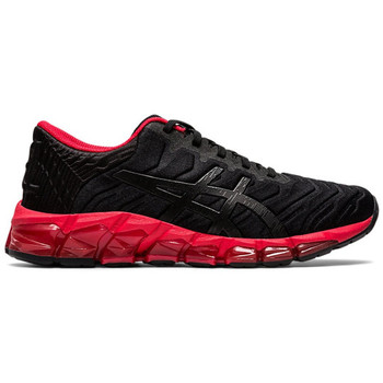 Schuhe Kinder Laufschuhe Asics Baskets enfant  Gel-Quantum 360 5 noir/rouge/noir