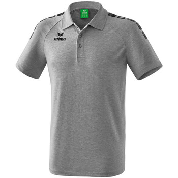 Kleidung Polohemden Erima Polo  5-C Essential gris
