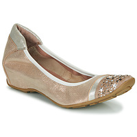 Schuhe Damen Ballerinas Mam'Zelle FETE Rose