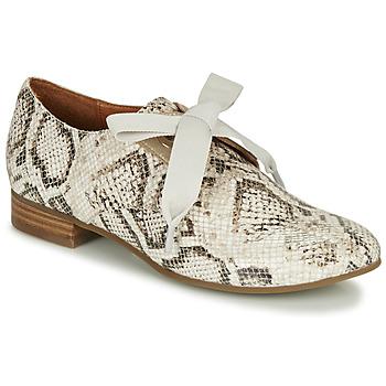 Schuhe Damen Derby-Schuhe Mam'Zelle ZORKA Weiss