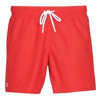 Kleidung Herren Badeanzug /Badeshorts Lacoste JEANNAH Rot