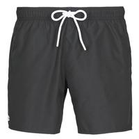 Kleidung Herren Badeanzug /Badeshorts Lacoste FLORI Schwarz