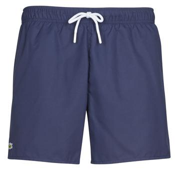Kleidung Herren Badeanzug /Badeshorts Lacoste DOLY Marine