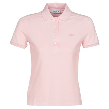 Kleidung Damen Polohemden Lacoste PH5462 SLIM Rose