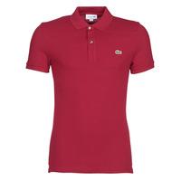Kleidung Herren Polohemden Lacoste PH4012 SLIM Bordeaux