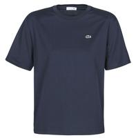Kleidung Damen T-Shirts Lacoste ELOI Marine