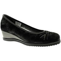 Schuhe Damen Ballerinas Calzaturificio Loren LOX5905ne nero