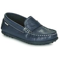 Schuhe Jungen Slipper Pablosky  Marine