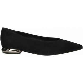 Schuhe Damen Ballerinas Tosca Blu MARY c99-nero