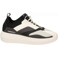 Schuhe Damen Sneaker Low Fessura HI-TWINS COMPLEX white