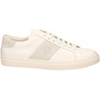 Schuhe Herren Sneaker Low Jeckerson NAPPA bianco