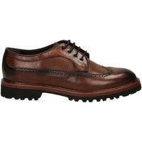 Schuhe Damen Derby-Schuhe Brecos CAPRI brandy-tdm
