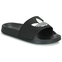 Schuhe Pantoletten adidas Originals ADILETTE LITE Schwarz