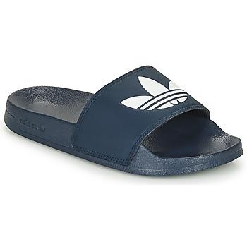 Schuhe Pantoletten adidas Originals ADILETTE LITE Blau