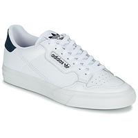Schuhe Sneaker Low adidas Originals CONTINENTAL VULC Weiss