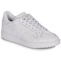 Schuhe Sneaker Low adidas Originals MODERN 80 EUR COURT Weiss