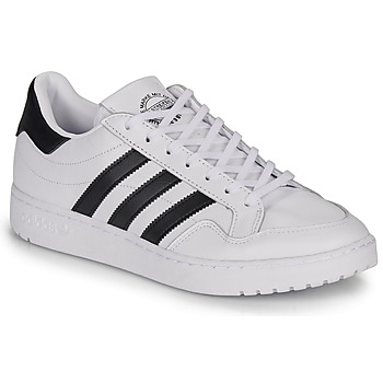 Schuhe Sneaker Low adidas Originals MODERN 80 EUR COURT Weiss / Schwarz