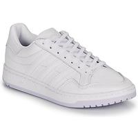 Schuhe Damen Sneaker Low adidas Originals MODERN 80 EUR COURT W Weiss