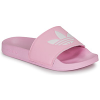 Schuhe Damen Pantoletten adidas Originals ADILETTE LITE W Rose
