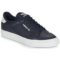 Schuhe Sneaker Low adidas Originals CONTINENTAL VULC Blau