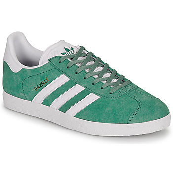 Schuhe Sneaker Low adidas Originals GAZELLE Grün