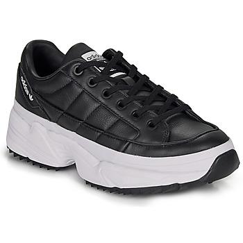 Schuhe Damen Sneaker Low adidas Originals KIELLOR W Schwarz