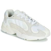 Schuhe Herren Sneaker Low adidas Originals YUNG 1 Weiss