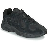 Schuhe Herren Sneaker Low adidas Originals YUNG 1 Schwarz